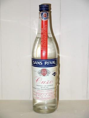 Ouzo Sans Rival Années 1960