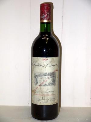 Château Canon 1990