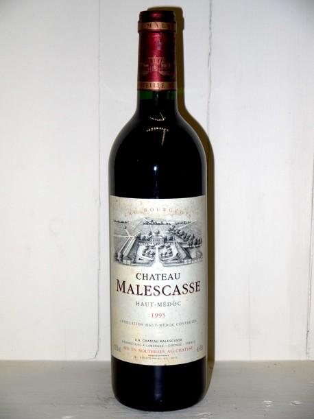 Château Malescasse 1995