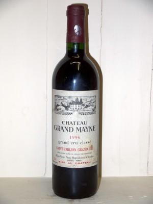 Château Grand Mayne 1996