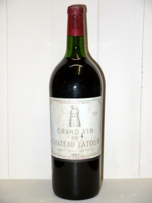 Magnum Château Latour 1967