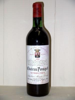 Château Pouget 1969