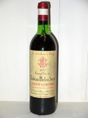 Château Phélan Ségur 1977