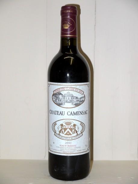 Château Camensac 2000