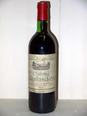 Château Rollandière 1976