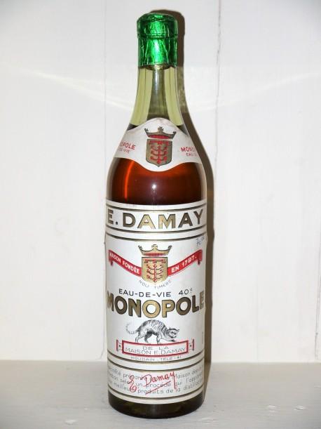 """Eau-de-Vie """"Monopole"""" Maison E.Damay Années 50"""