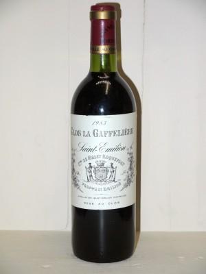 Clos la Gaffelière 1983