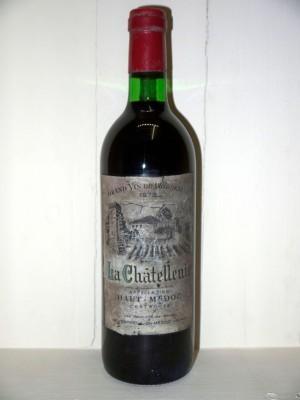 Château La Chatellenie 1973