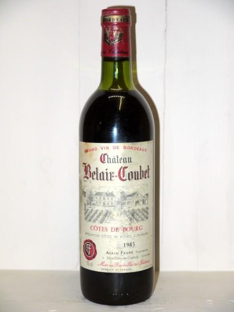 Château Belair-Coubet 1983