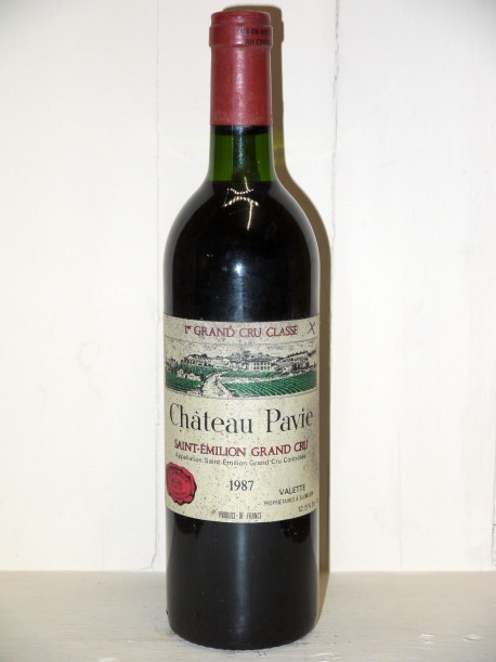 Château Pavie 1987