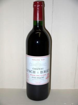 Château Lynch Bâges 1988