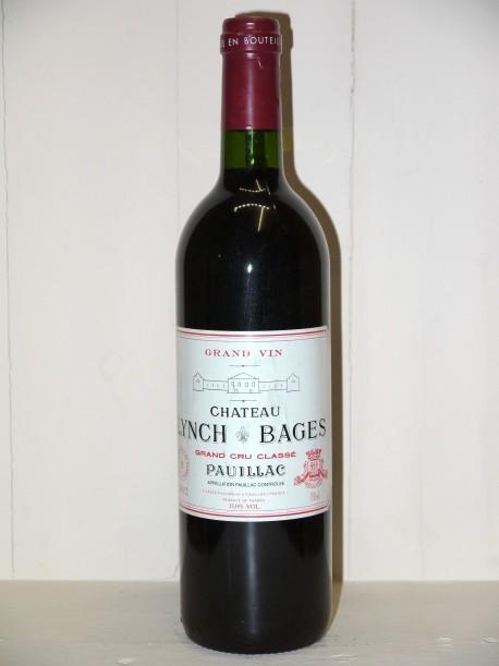 Château Lynch Bages 2002