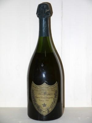 Grands crus de Champagne Champagne Dom Perignon 1964