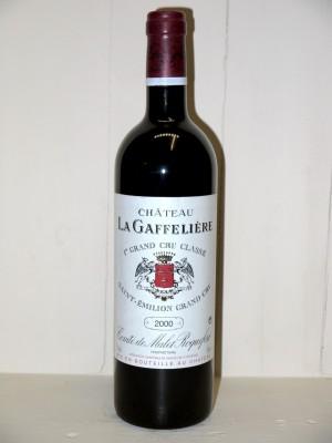Grands crus Saint-Julien Château La Gaffelière 2000