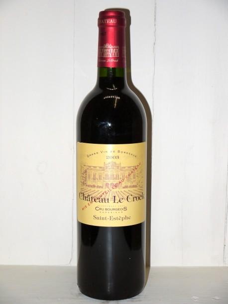 Château Le Crock 2003