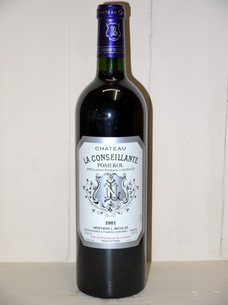 Château La Conseillante 2001