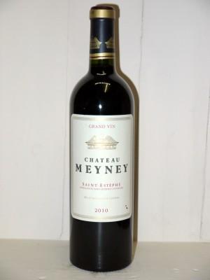 Vins anciens Saint-Estèphe Château Meyney 2010