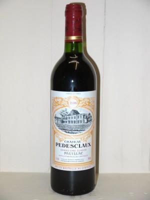 Château Pédesclaux 1996