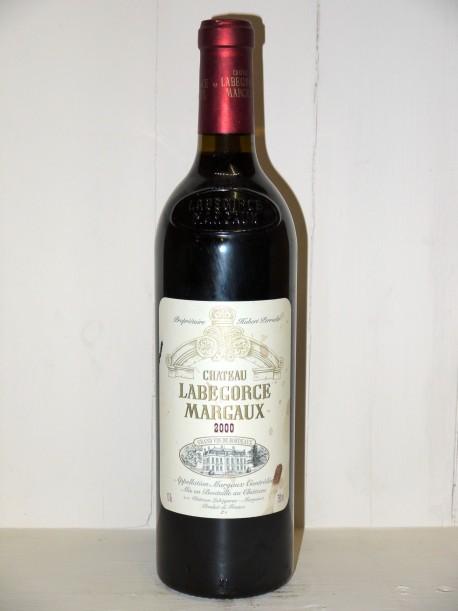 Château Labegorce 2000