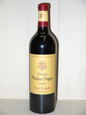 Château Phélan Ségur 2000