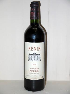Château Nenin 1999