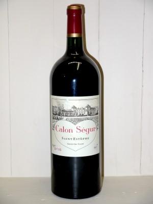 Grands crus Saint-Estèphe Magnum Château Calon-Ségur 2005