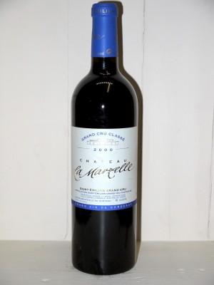 Château La Marzelle 2000
