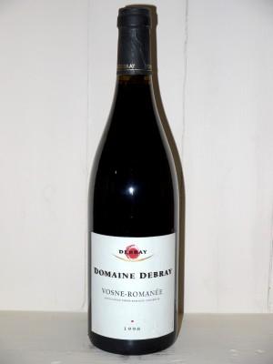 Vosne-Romanée 1998 Domaine Debray