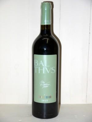 Grands crus Bordeaux  Balthus 2015 Château de Reignac