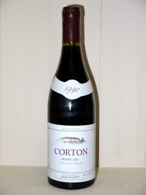 Corton 1990 Domaine André Masson