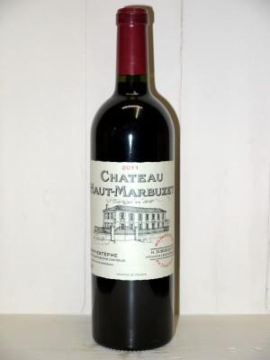 Château Haut-Marbuzet 2011