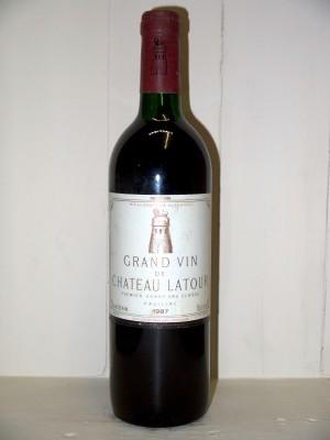 Château Latour 1987