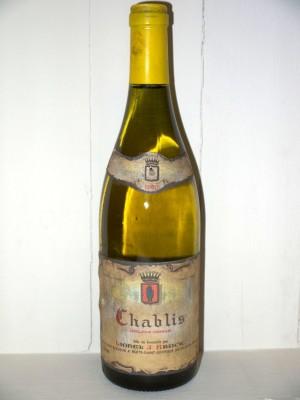 Vins grands crus Chablis Chablis 1990 Maison Lionel J Bruck