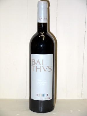 Vins grands crus Bordeaux Balthus 2013 Château de Reignac