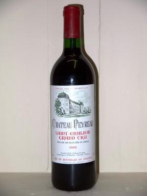 Château Peyreau 1989
