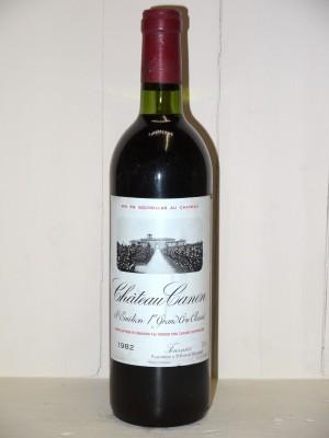 Château Canon 1982