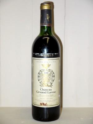 Château Gruaud Larose 1988