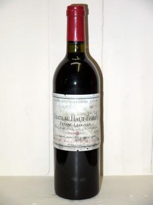 Château Haut-Bailly 1986