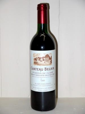 Château Belair 1985
