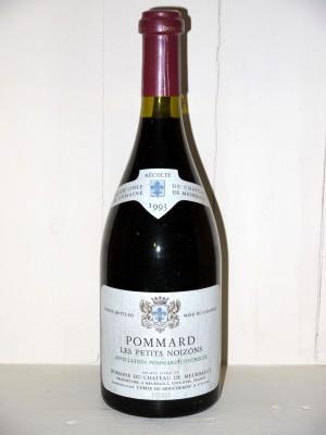 """Grands crus Pommard Pommard """"Les Petits Noizons"""" 1993 Domaine du Château de Meursault"""
