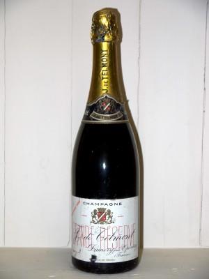 Champagne J de Telmont Grande Reserve 1966