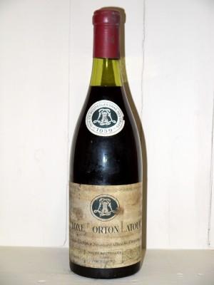 Aloxe-Corton 1959 Louis Latour