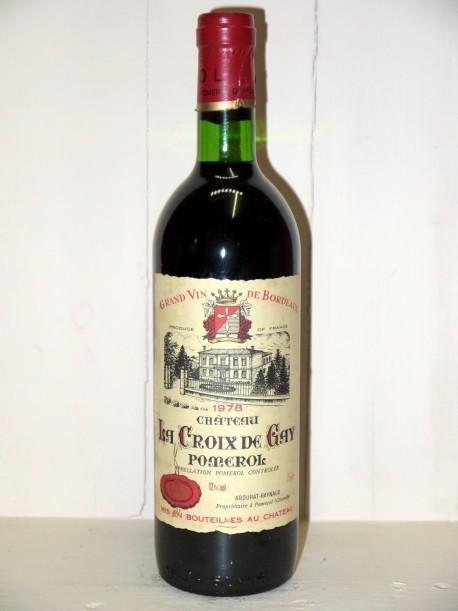 Château La Croix De Gay 1978