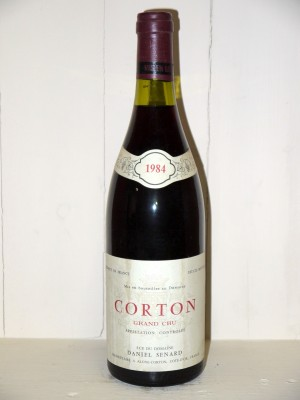 Corton Grand Cru 1984 Domaine Senard