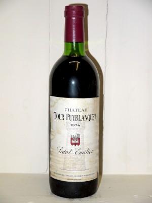 Château Tour Puyblanquet 1974