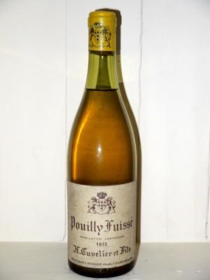 Pouilly-Fuissé 1973 H.Cuvelier & Fils