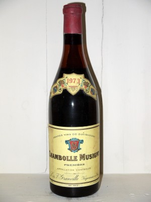 Chambolle-Musigny 1973 Maison Granville