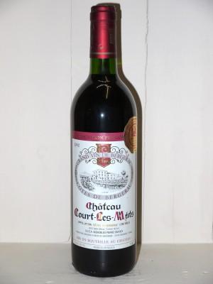 Château Court-Les-Monts 1990