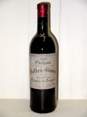Château Belles-Graves 1962