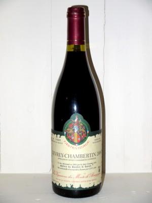 Gevrey-Chambertin 2004 Confrérie des chevaliers du Tastevin